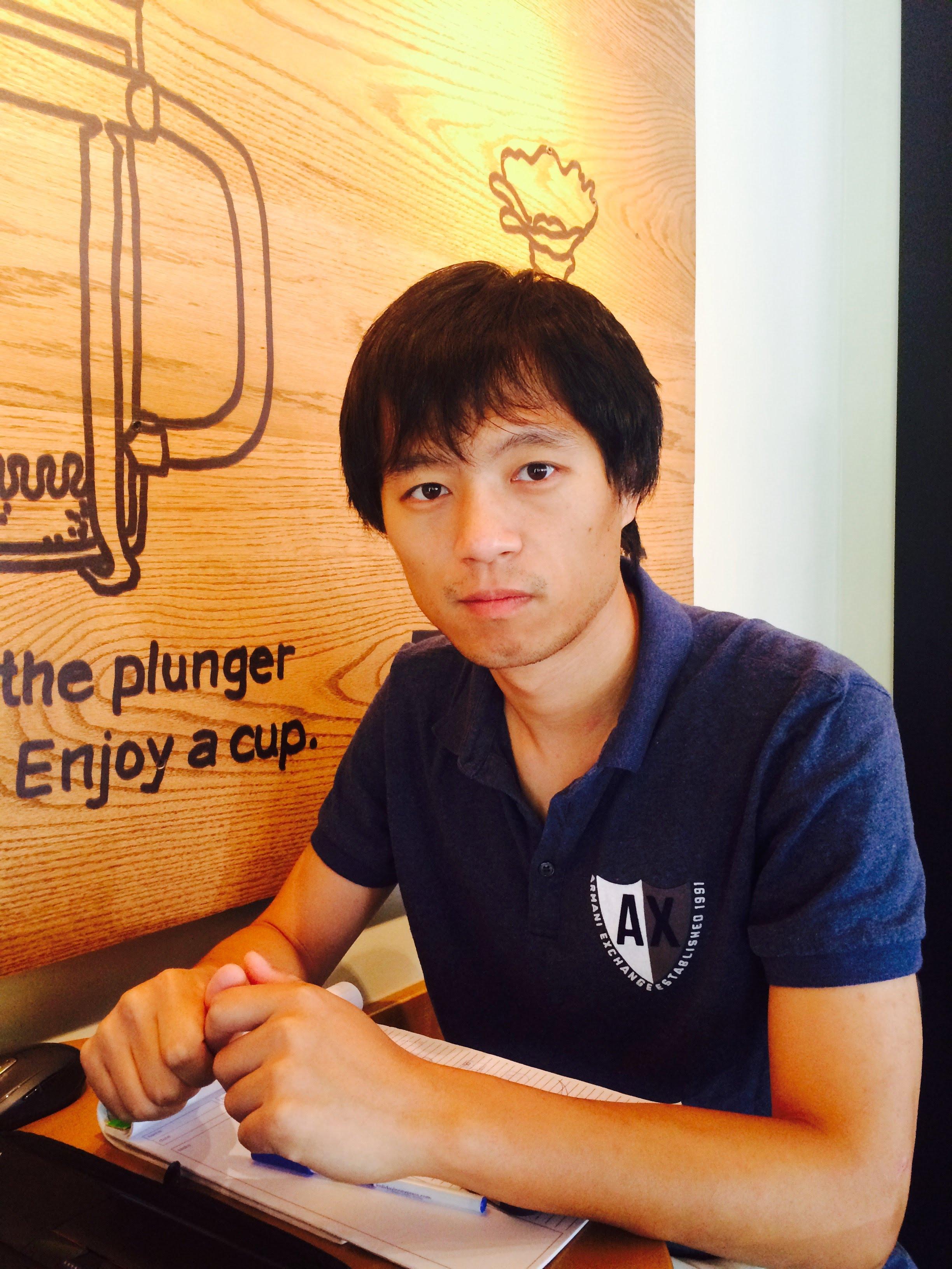 Weiyang Tong : Product Development Engineer, Red Cedar Technology