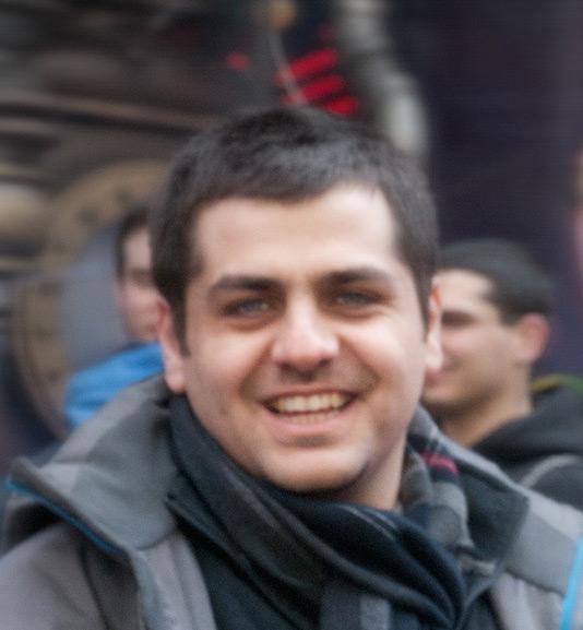 Ali Mehmani : Postdoctoral Research Associate