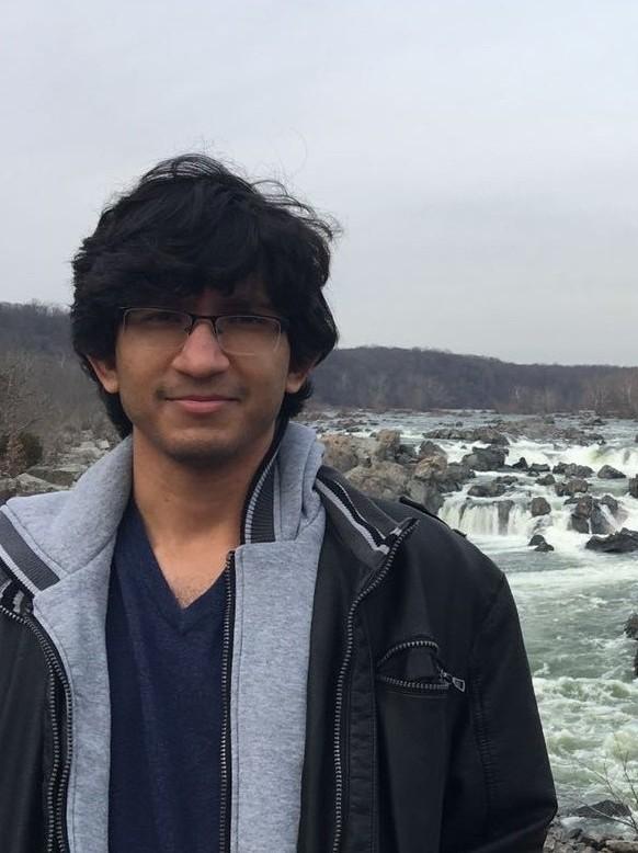 Sharat Chidambaran : M.S. Student