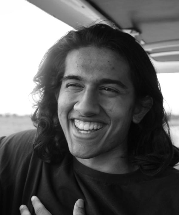 Niranjan Ravichandra : Undergraduate Student