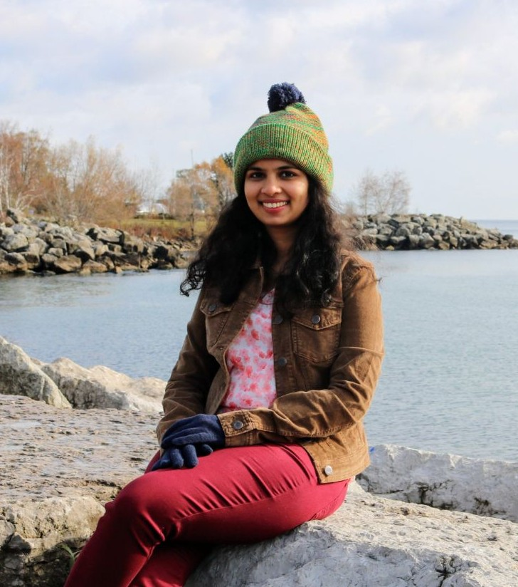 Divya Vani : M.S. Student