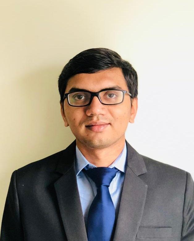 Krushang Gabani : M.S. Student