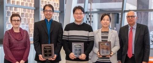 Chowdhury Early Career Researcher Award